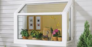 Garden Window Exterior