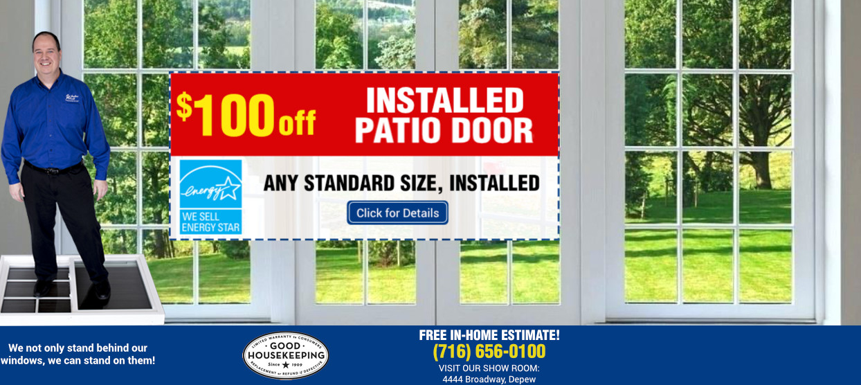 Vinyl Replacement Windows And Doors Buffalo Window World